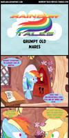 Rainbow Tales: Grumpy Old Mares