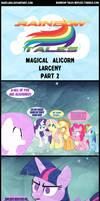 Rainbow Tales: Magical Alicorn Larceny Part 2