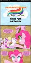Rainbow Tales: Pinkish Pony Pandemonium