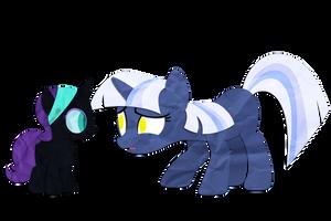 Gift: Nyx and Silverlay