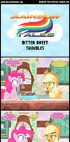 Rainbow Tales: Bitter Sweet Troubles
