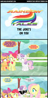 Rainbow Tales: The Joke's on You