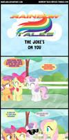 Rainbow Tales: The Joke's on You