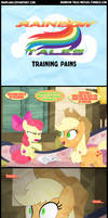 Rainbow Tales: Training Pains by Narflarg