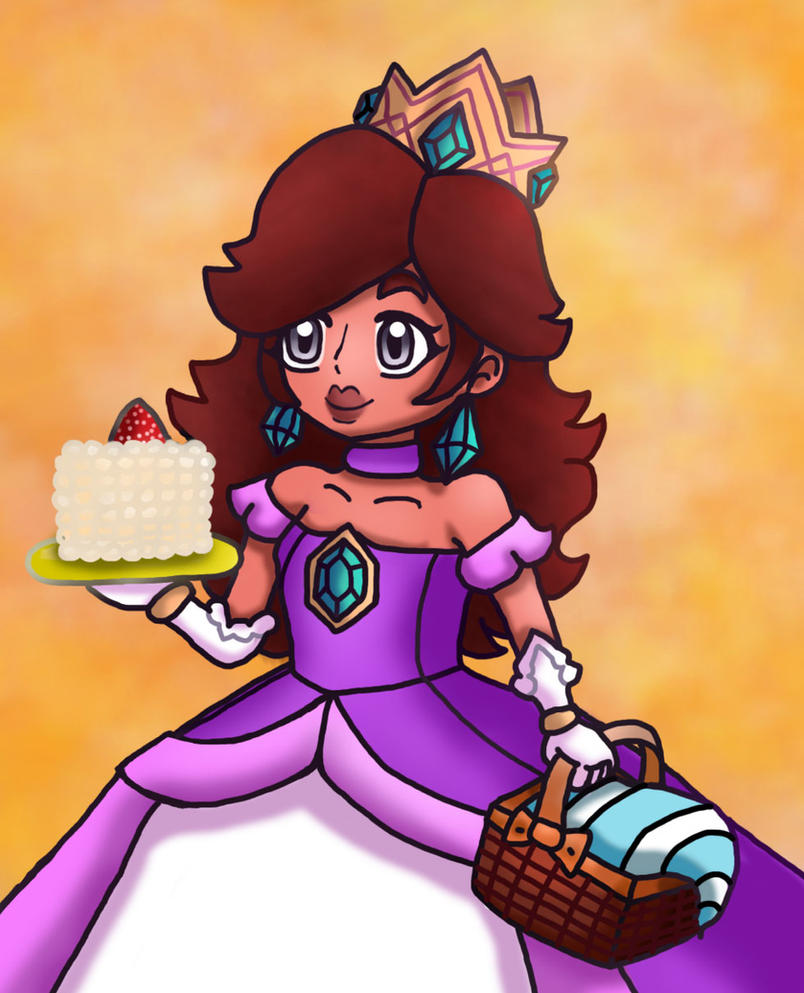 Gift: Princess Chelise sweet gift by Roiality