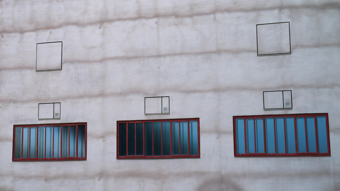 bauhaus rectangular I by outys