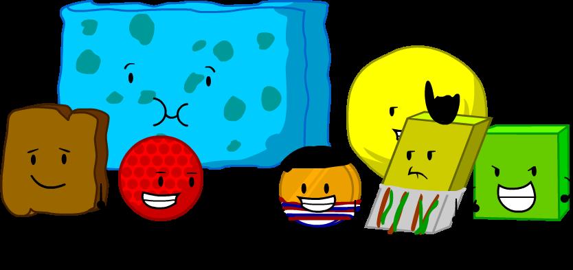 Bfdi Assets Sesame Street Mod by rikuto221 on DeviantArt