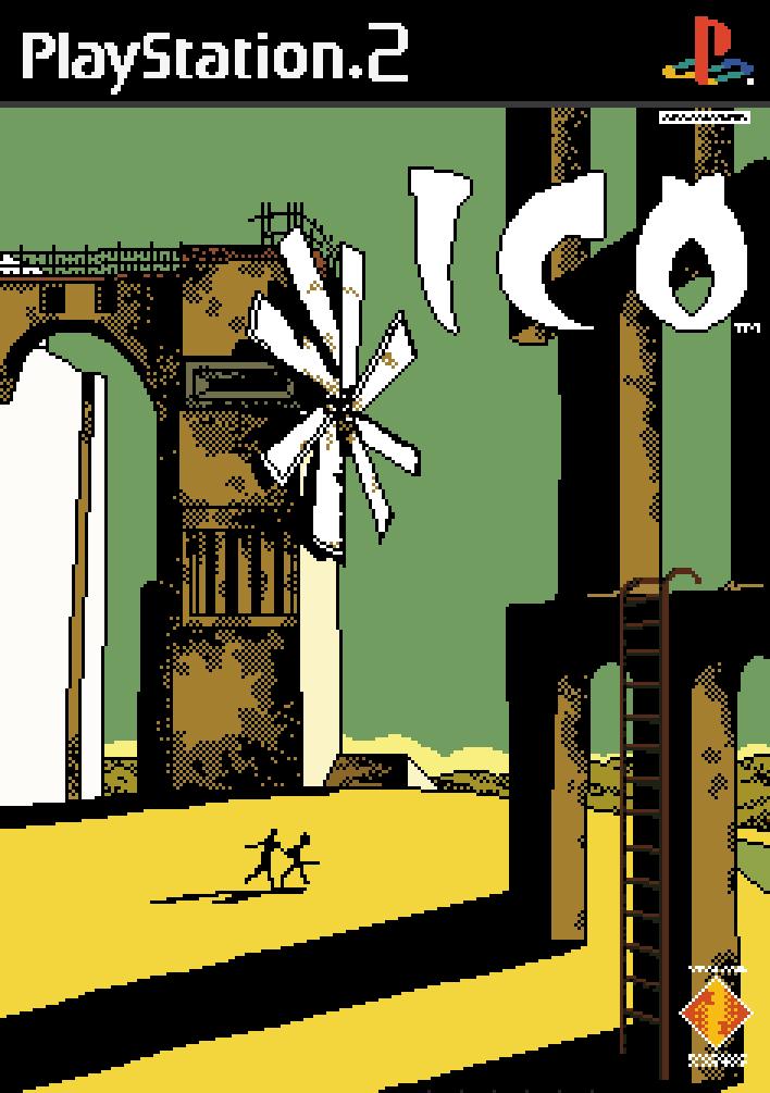 Ico (2001) - kabarmedia