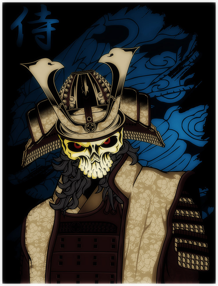 Samurai of The Dead by bayrude