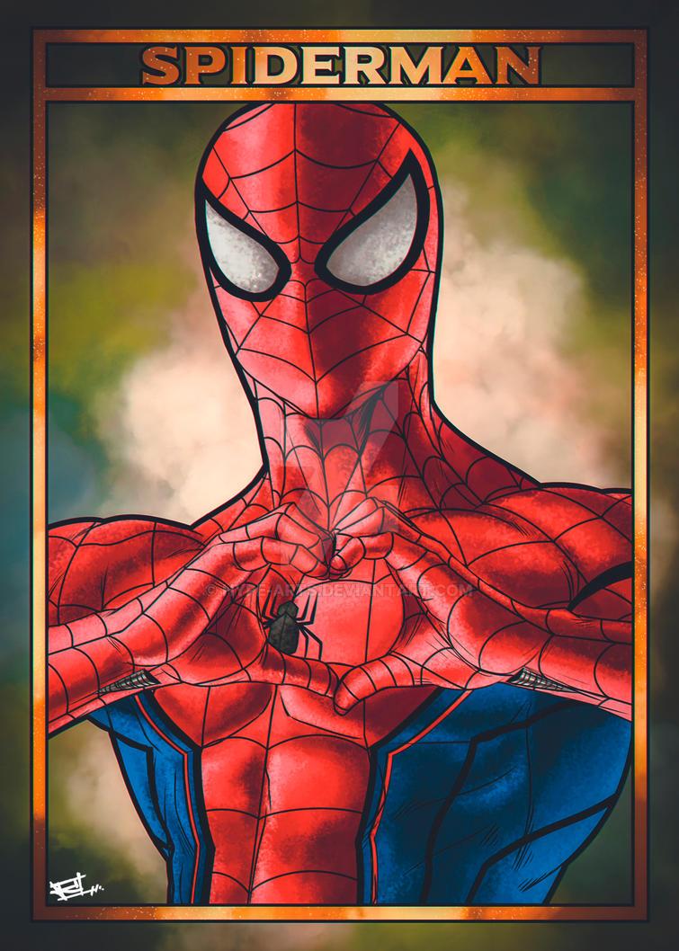 Spiderman fan art by Hype-Arts