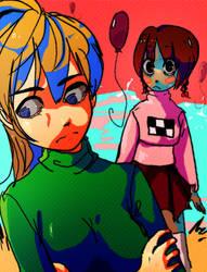 Yume Nikki: .. by tsunagakami