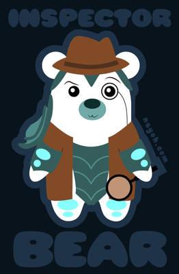Inspector Bear