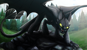 Wrath of the Night Fury