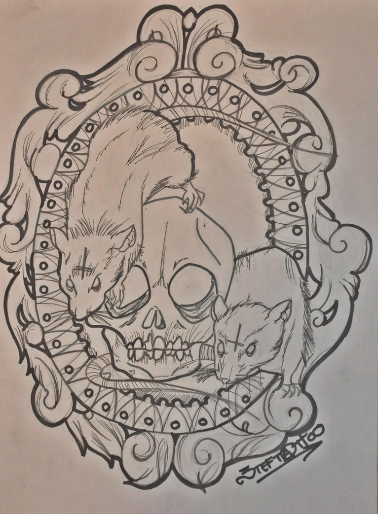 Tattoo Desing by Steff-Tattoo