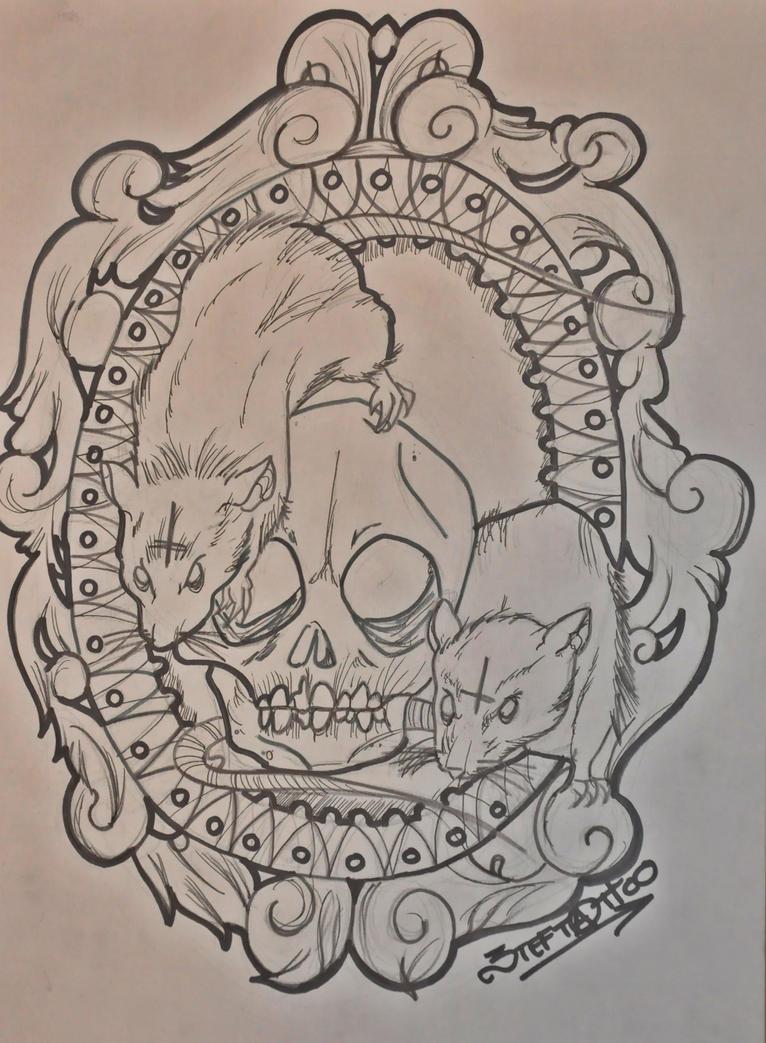 Tattoo Desing by Steff-Tattoo