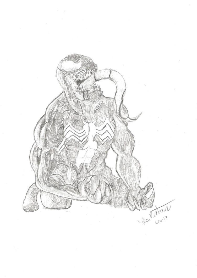 Venom by idareitan