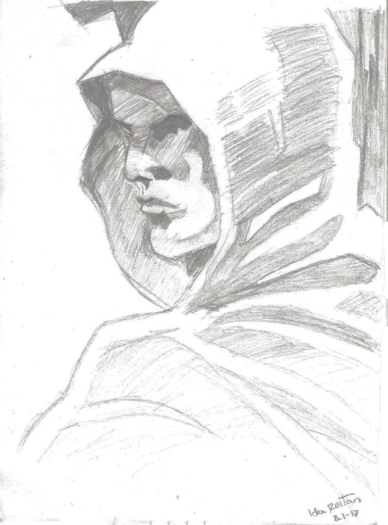 The Hood by idareitan