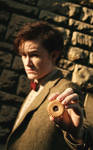 Matt Smith - The Doctor Cosplay - Jammie Dodger