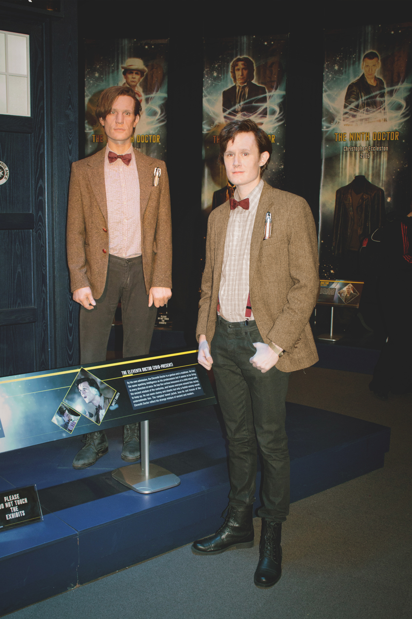 Matt Smith - The Doctor Cosplay at DW Experience by Matteleven