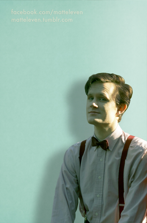 Doctor Who - Matt Smith Cosplay - Matteleven by Matteleven