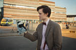 We meet at last Charlie - Doctor Who Cosplay