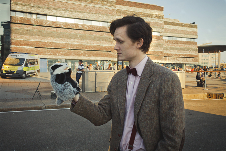 We meet at last Charlie - Doctor Who Cosplay by Matteleven