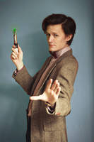 Doctor-y pose - Doctor Who Cosplay by Matteleven