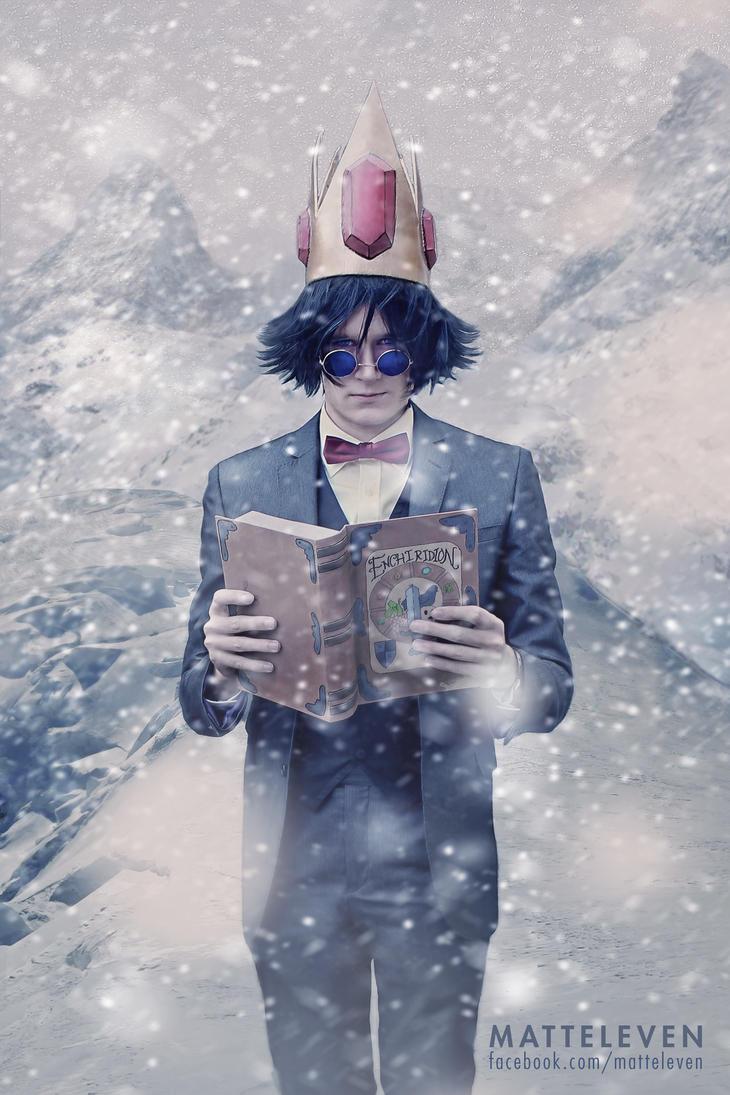 Simon Petrikov / Ice King Cosplay by Matteleven