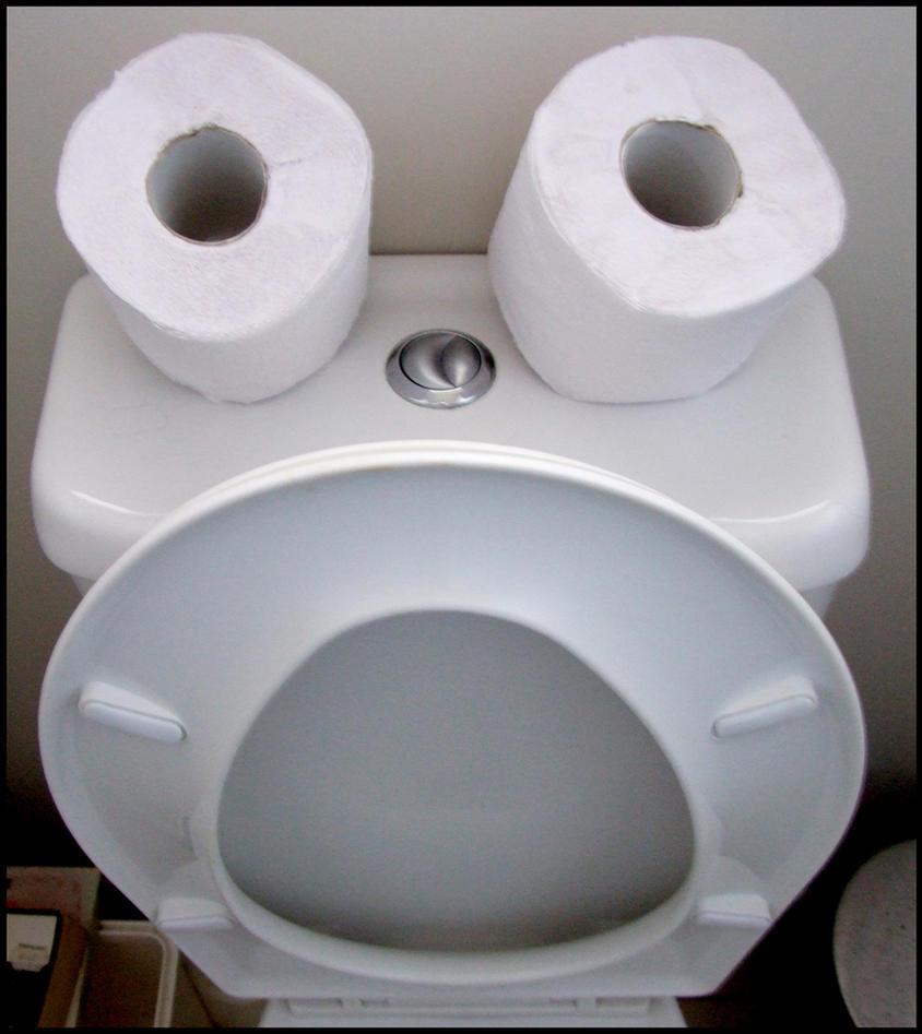 Nooooooooooo --- Toilet Humour by eRiQ