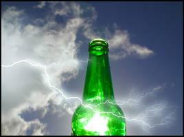 Thunder, Beer and Lightning by eRiQ