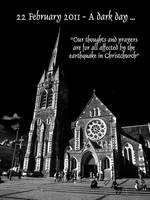 A dark day for Christchurch... by eRiQ