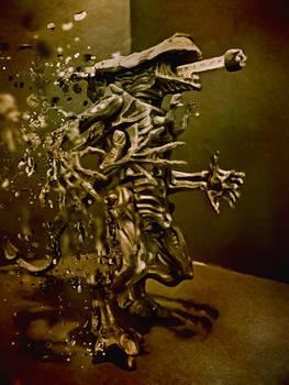 Alien Photoshopping