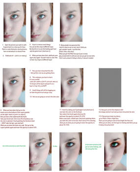 Pro skin retouch tutorial 1