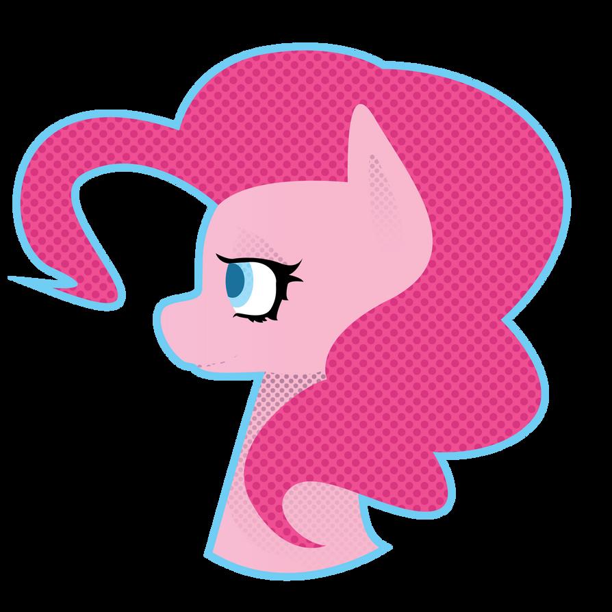 Pinkie Pie by robynneski