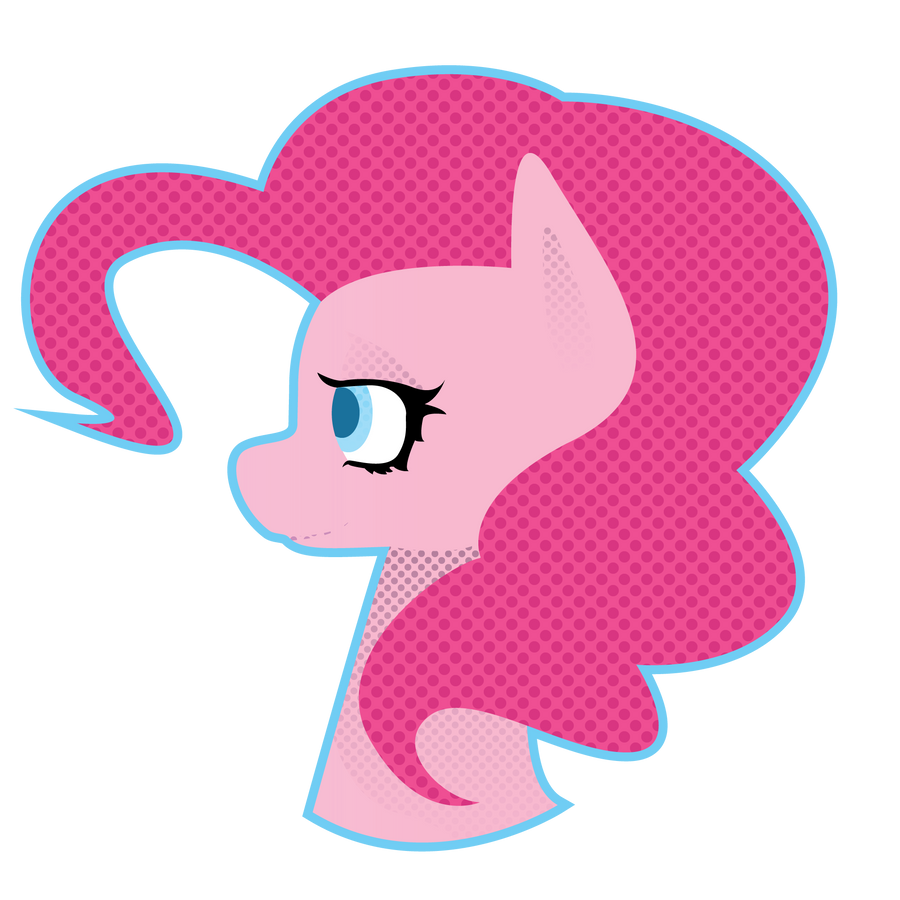 Pinkie Pie by robynneski