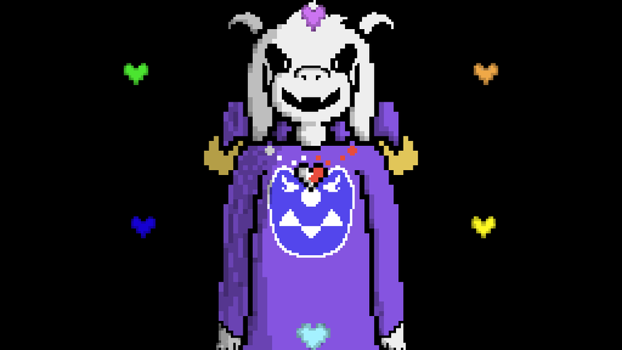 Storyshift Asriel Pixel Art Best Cars 2018