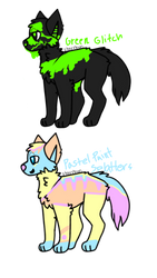 (2 points) MOAR ADOPTS AND CHEAP AS EVER (Open) by RowanfeatherAdopts