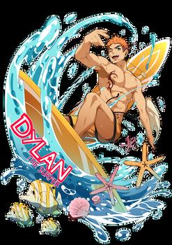 Dylan The Surfer
