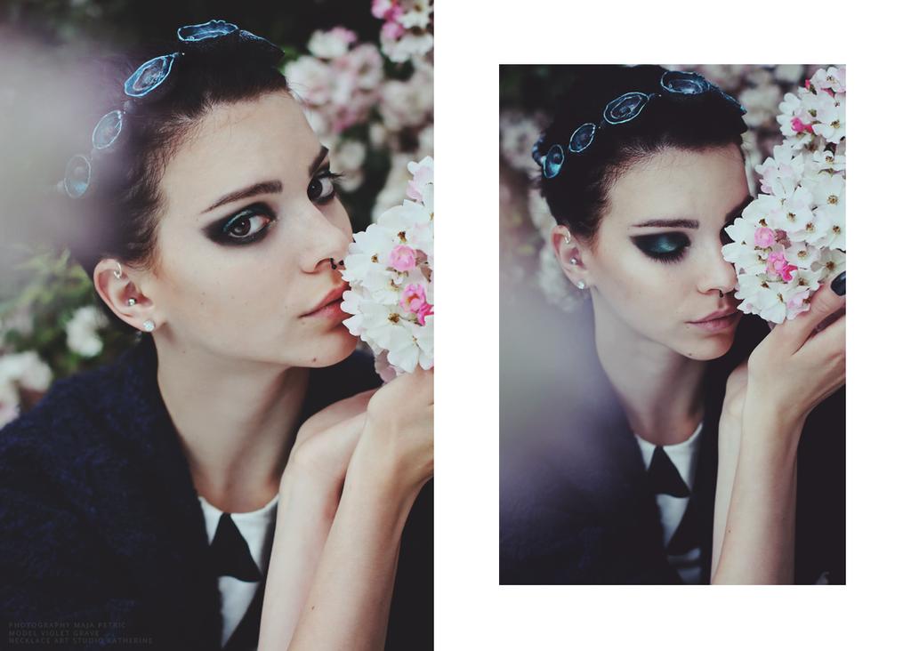 Ballerina Roses II by pitrih