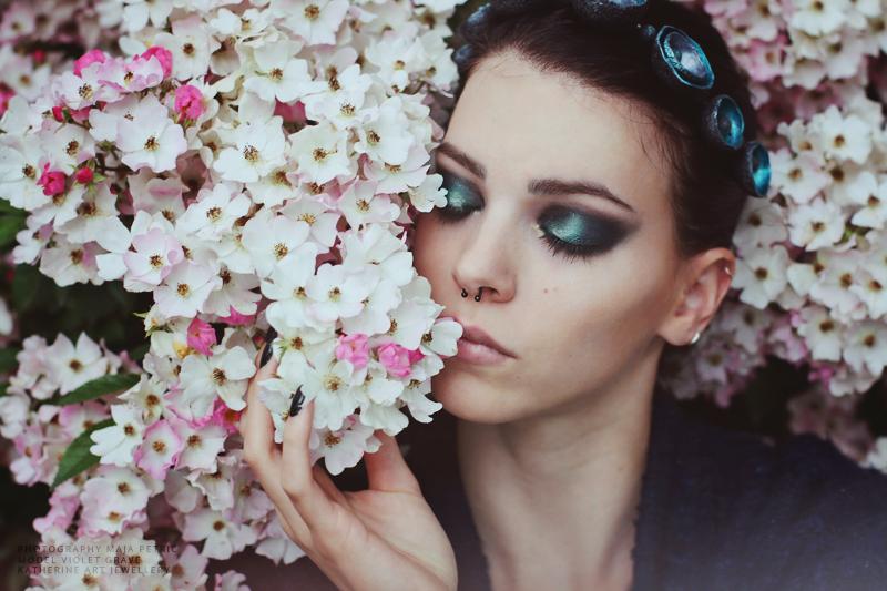 Ballerina Roses I by pitrih