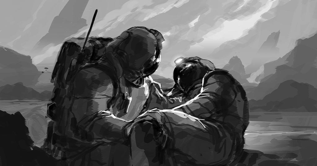 Teamwork by Fragoulis