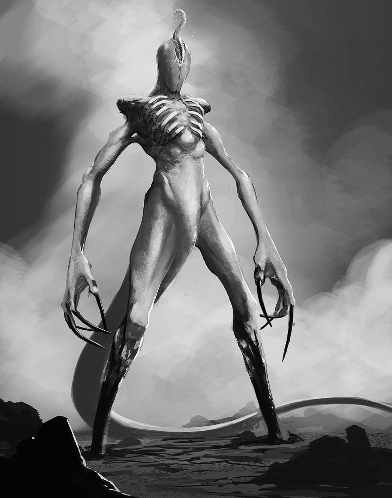 Deformed Demon by Fragoulis