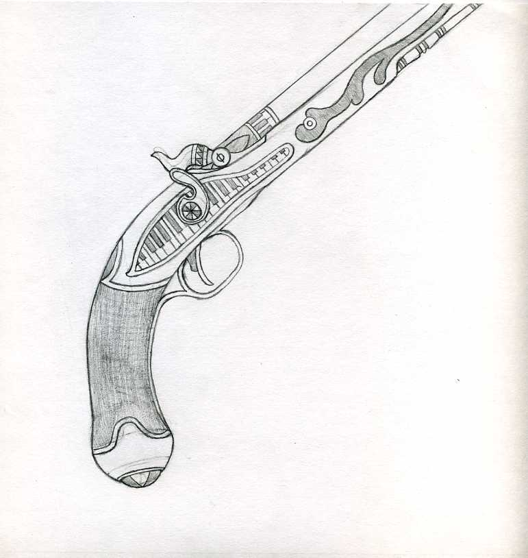 fuege 39 flemish dueling pistol by randomness2006 on deviantart. Black Bedroom Furniture Sets. Home Design Ideas