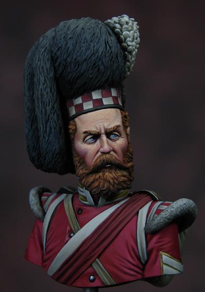Highlander Crimea by erillustrator