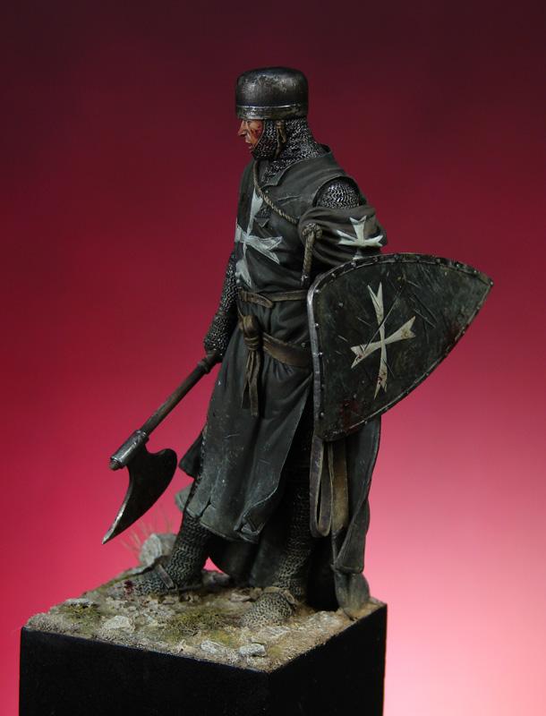 Hospitaler Knight 1203 v2