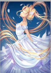 Sailor Moon: Princess Serentity by 0aku