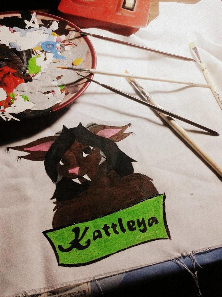 Kattleya Badge