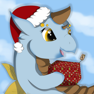[T] Chibi Christmas Cookies Messenger