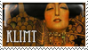 Klimt Stamp by sratt