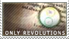 Only Revolutions Stamp by sratt